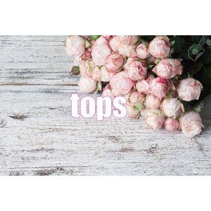 Tops - 💋❤👕Tops! 👕❤💋